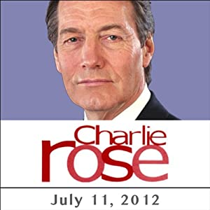 Charlie Rose: Anne Hathaway, Audrey Tautou, Judi Dench, and Tilda Swinton, July 11, 2012 Radio/TV Program