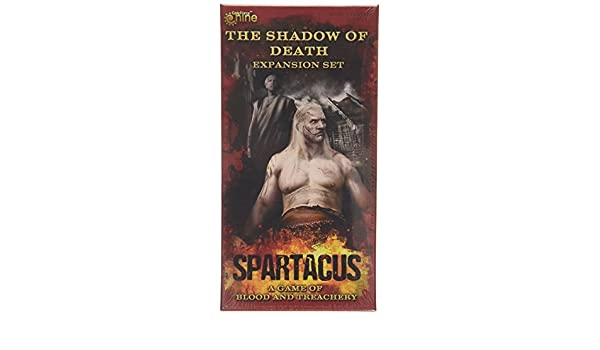 Gale Force 9 Spartacus: The Shadow of Death Expansion by: Amazon ...