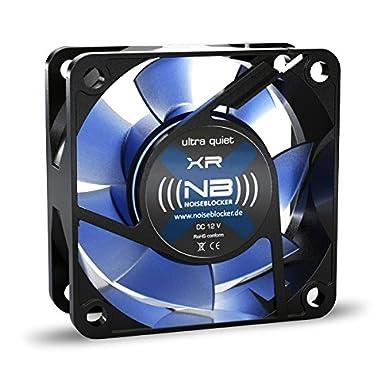 Noiseblocker Nb Blacksilent Lüfter Xr 1 60 Mm Ultra Silent Lüfter 1600 U Min 3 Polig 11 Dba Gewerbe Industrie Wissenschaft