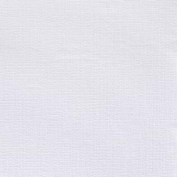 White White//Off York Wallcoverings PT9449 Tight Linen Paintable Wallpaper
