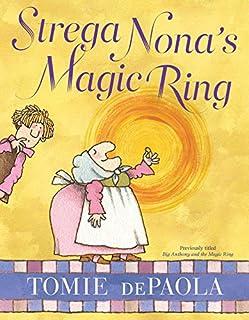 Book Cover: Strega Nona's Magic Ring