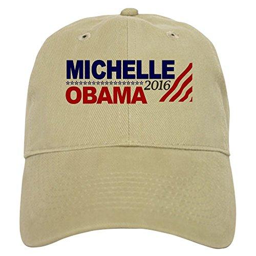CafePress - Michelle Obama 2016 Cap - Baseball Cap with Adjustable Closure, Unique Printed Baseball - Clothing Michelle Obama