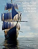 img - for Sailing Songs and Shanties for the Irish Tin Whistle: Sheet Music and Fingerings book / textbook / text book