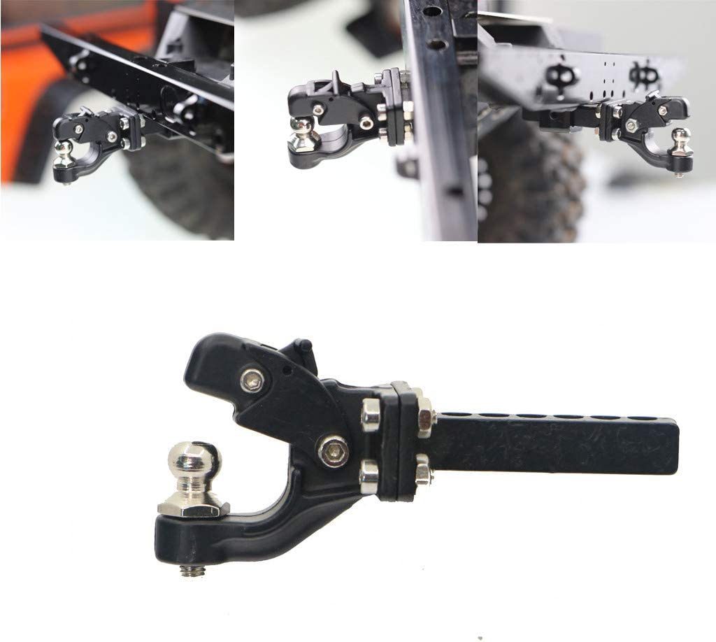 387 pcs//set Stainless Steel Screw Kit For 1//10 RC Car Traxxas TRX-4 Crawler
