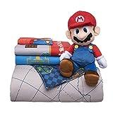 Best NINTENDO Comforters - Nintendo Super Mario Soft Microfiber Comforter, Sheets Review