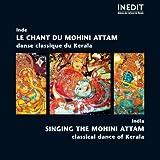 Inde, Kerala : Le chant du Mohini Attam (India, Kerala: Singing the Mohini Attam)