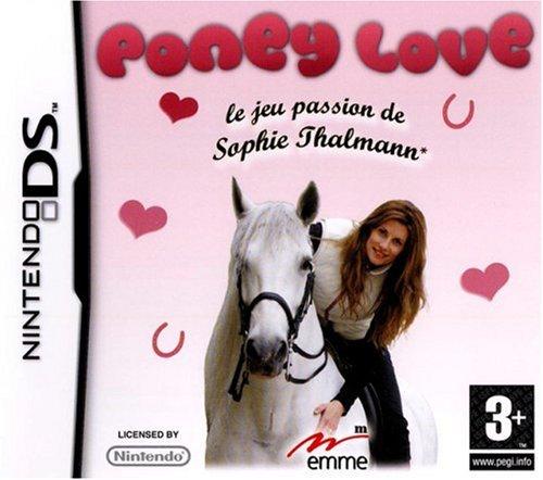Pony Luv - Nintendo DS