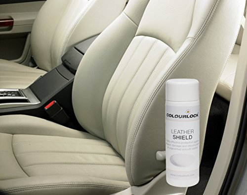 Colourlock Leather Shield Kit - Strong Cleaner & Leather Shield for Cleaning and Protection Against dye transfers on Furniture, Jackets, Handbags & Protection Against Scuffs on car Seats (Regular) by Colourlock (Image #7)