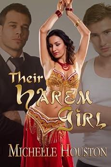 Their Harem Girl by [Houston, Michelle]