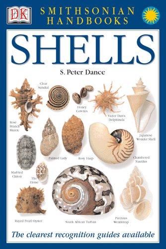 Shells - Book  of the Smithsonian Handbooks