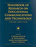 img - for Handbook of Research on Educational Communications and Technology. Routledge. 2008. book / textbook / text book