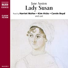 Lady Susan Audiobook by Jane Austen Narrated by Harriet Walter, Kim Hicks