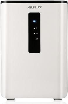 AirPlus - Deshumidificador y purificador de aire eléctrico con UV ...