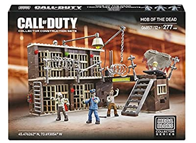 Mega Bloks® Call of Duty®, Mob Of The Dead - Item #06857