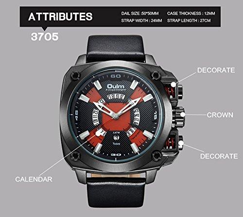 GOHUOS-Mens-Wrist-Watches-Quartz-Sport-Big-Dial-Military-Analog-Auto-Date-Leather-Bracelet