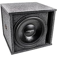 Skar Audio Single 15 VVX-15v3 D2 1200 Watt Subwoofer Bass Package - Includes Subwoofer in Ported SPL Box