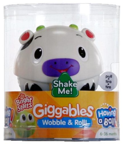 Bright Starts Balles Animaux Giggables