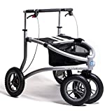 Image of Trionic Veloped Sport Outdoor Fitness Walker Medium Black/White