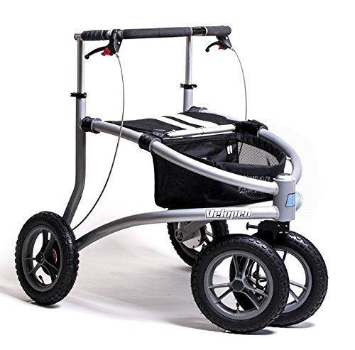 Image of Trionic Veloped Sport Outdoor Fitness Walker Medium Black/White