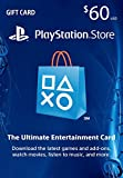 : $60 PlayStation Store Gift Card [Digital Code]