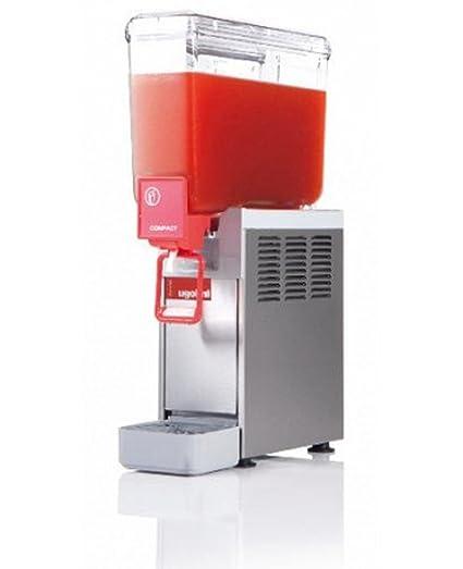 Dispensador de bebidas frías 8 L, 180 x P400 x H630 UGOLINI mm -