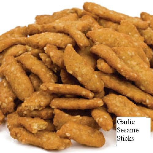 Snacks (Garlic Sesame Stick, 1 LB)