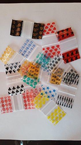 1000 1x1 mini bags - 8