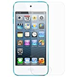 Amzer ShatterProof Screen Guard Protector for Apple iPod Touch 5G (Front Coverage)