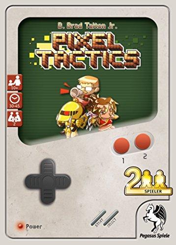 Pegasus Spiele 17555G - Pixel Tactics
