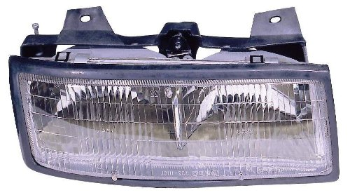 Depo 332-1116R-ASN Chevrolet Corsica Passenger Side Replacement Headlight Assembly