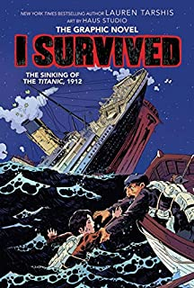 Book Cover: I Survived The Sinking of the Titanic, 1912