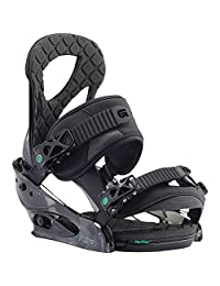 Burton Stiletto Snowboard Binding - Women's Black Small