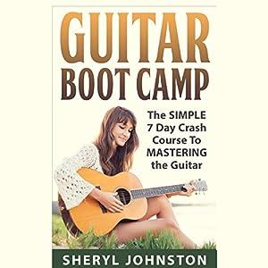 Guitar Boot Camp Audiobook