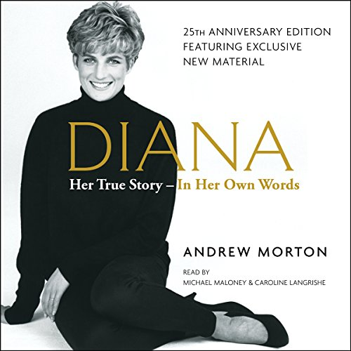 Diana: Her True Story in Her Own Words Audiobook [Free Download by Trial] thumbnail