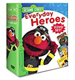 : Sesame Street: Everyday Heroes (Elmo Visits the Firehouse / Elmo Visits the Doctor / Friends to the Rescue) (Three-Disc Edition)