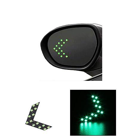 Amazon.com: 2 piezas de 14 SMD LED de estilo de coche panel ...