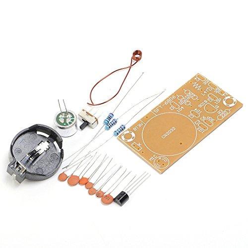 Icstation Microphone Transmitter Electronics Soldering product image