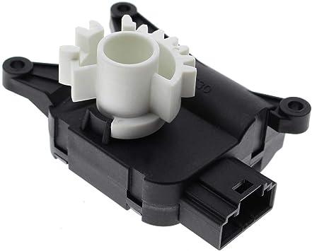 NewYall HVAC Air Recirculation Recirculated Flap Servo Actuator Motor