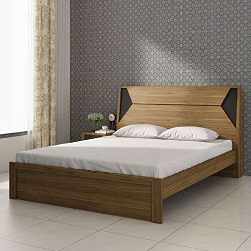 Home Centre Quadro Edge Queen Bed Without Storage
