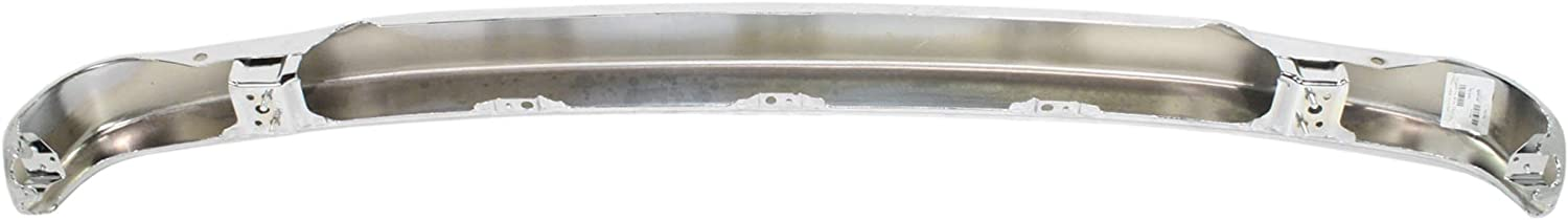 Bumper Trim Molding Compatible with Toyota Tacoma 98-00 Front Bumper Chrome Trim 2WD Plastic