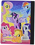 "My Little Pony Pony Friends composition book 50 sheets 7.5"" x 9.75"""