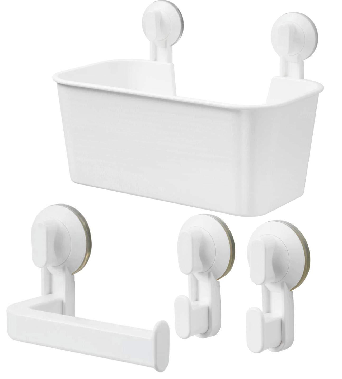 Badezimmer Duschkörbe & -ablagen IKEA STUGVIK Set Duschkorb ...