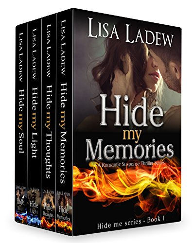 Hide Me Series the Complete Collection (Best Place For A Happy Ending Massage)