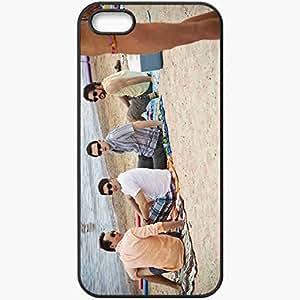 Personalized iPhone 5 5S Cell phone Case/Cover Skin American reunion jason biggs jim chris klein oz thomas ian nicholas kevin eddie kaye thomas finch beach Movies Black
