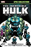 img - for Incredible Hulk Epic Collection: Fall of the Pantheon book / textbook / text book