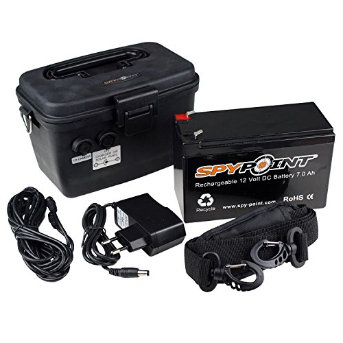 SPYPOINT KIT-12V Hunting Game & Trail Cameras Accessories