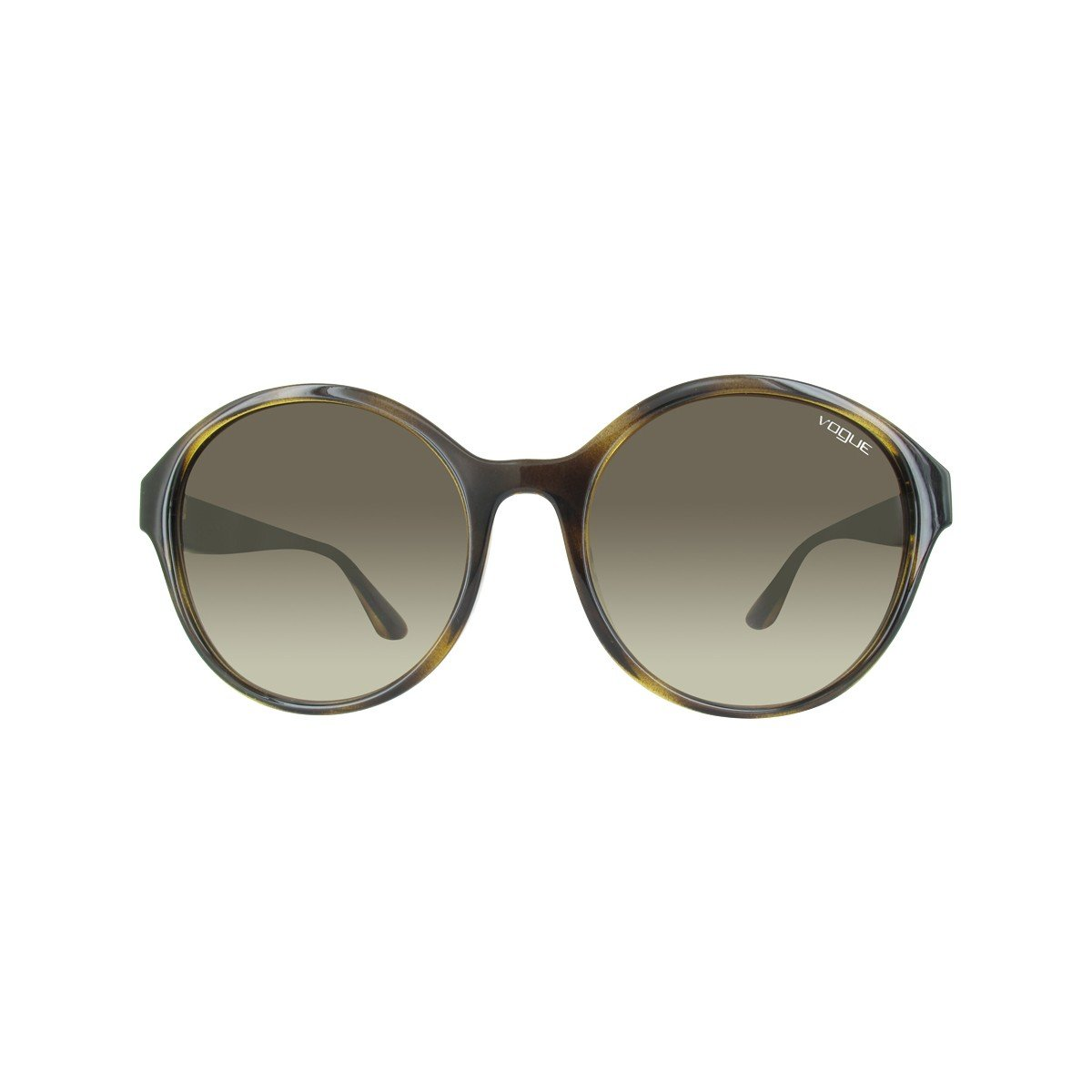 Vogue VO5106SF Sunglasses W65613-56 - Dark Havana Frame ...
