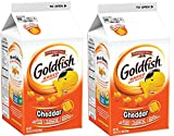 Goldfish Crackers, Cheddar, 30 Ounce 12 Boxes