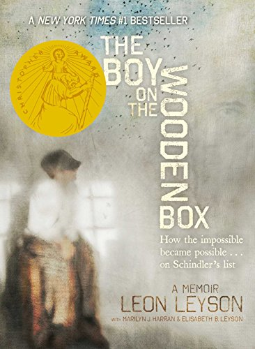 The Boy on the Wooden Box: How the Impossible Became Possible on Schindler's List