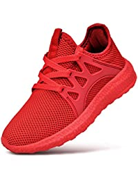 Child Kids Fashion Sneakers Ultra Lightweight Breathable Athletic Running Walking Tennis Shoes for Girls Boys